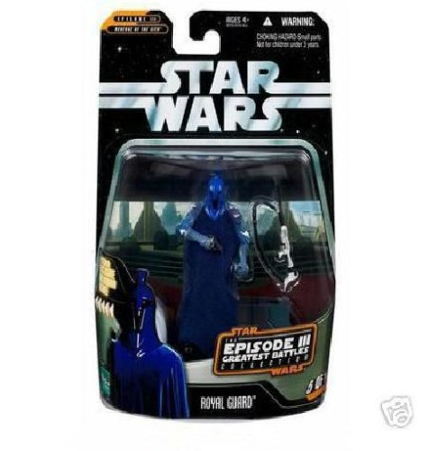 Hasbro Star Wars Greatest Hits Basic Figure Episode 3 Royal Guard 87250