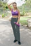 NIRLON Straight Leg Yoga Pants High Waist Leggings