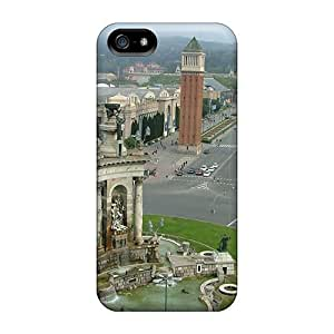 Hot QQQEF24642xjDUu Barcelona Tpu Case Cover Compatible With Iphone 5/5s