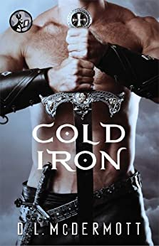 Cold Iron Book ebook product image