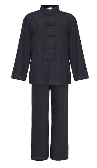 Men's Tai Chi Suit Kung Fu Uniform Martial Arts Clothing