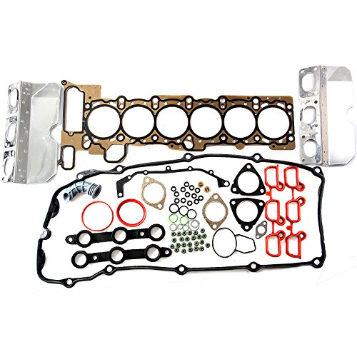 (ECCPP Replacement for Head Gasket Set for 01-06 BMW 325i 530i X3 X5 Z4 2.5L 3.0L Engine Head Gasket Kit Set)