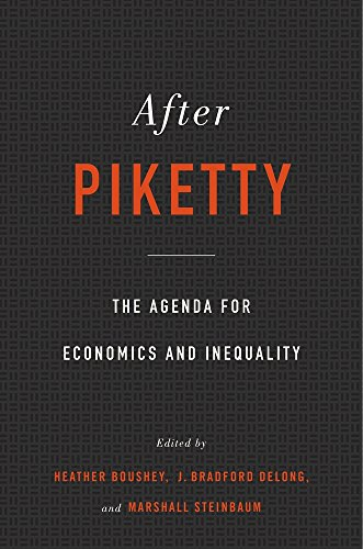 After Piketty: The Agenda for Economics and Inequality (Tapa Dura)