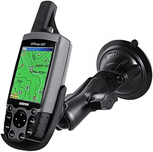 Garmin Swivel Dashboard Mount with Adhesive Disks Astro 220 Handheld GPS 60