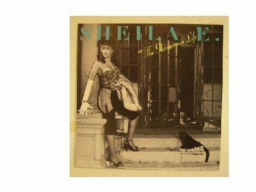 Sheila E. Poster The Glamorous Life E
