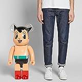 Medicom Toy Bearbrick Be@rbrick 1000% Mighty Atom Astro Boy Astroboy Figure 2017 tetsuwan