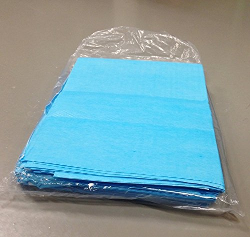 Drape Cloth - 40'' x 60'' - Bag of 10 Sheets - Price Per Bag by PRECISION MEDICAL (Image #1)