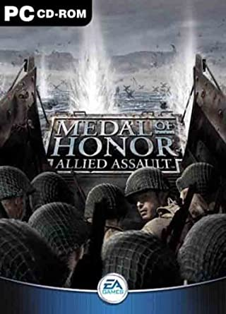 Medal of Honor: Allied Assault (PC CD) [import anglais]: Amazon.fr: Jeux  vidéo