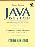 Java Design: Building Better Apps and Applets (2nd Edition)