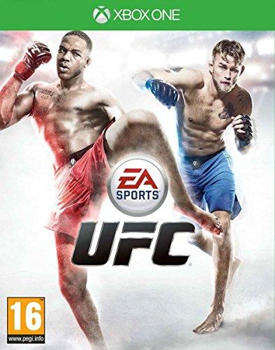 EA Sports UFC Microsoft XBox One Game UK