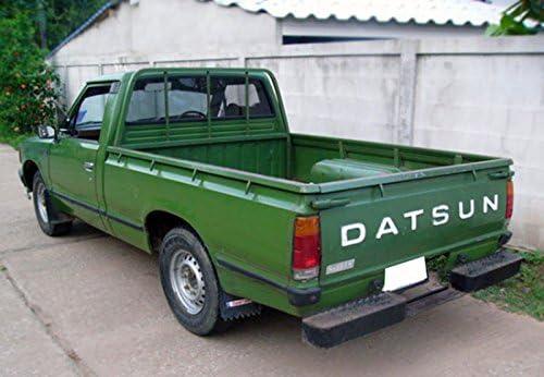 K1AutoParts 1 Pair Rear Tail Light Lens Lenses For Datsun 720 Pickup 1980 1981 1982 1983 1984 1985 1986