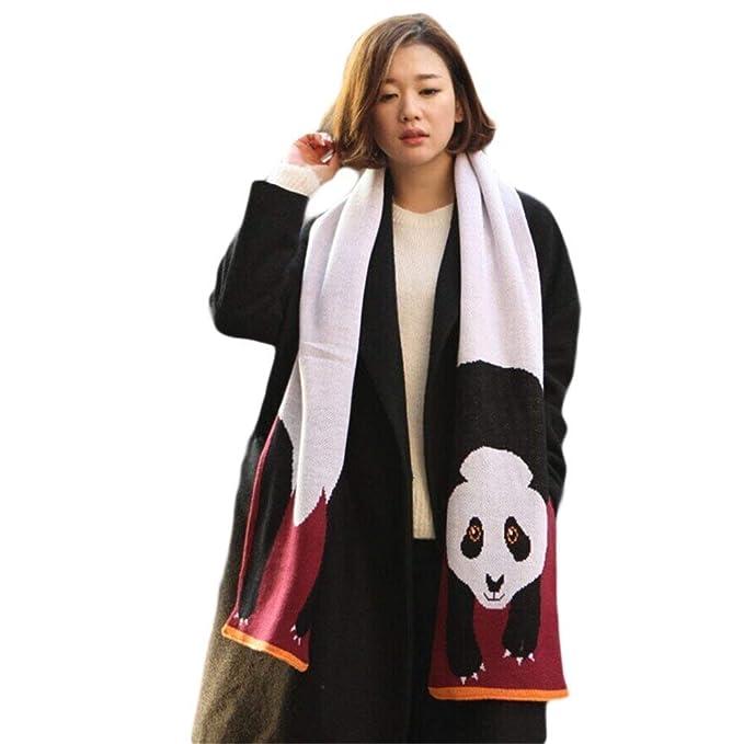 Moda para mujer Elegante Gato Tigre Panda Animal patrón Basic ...