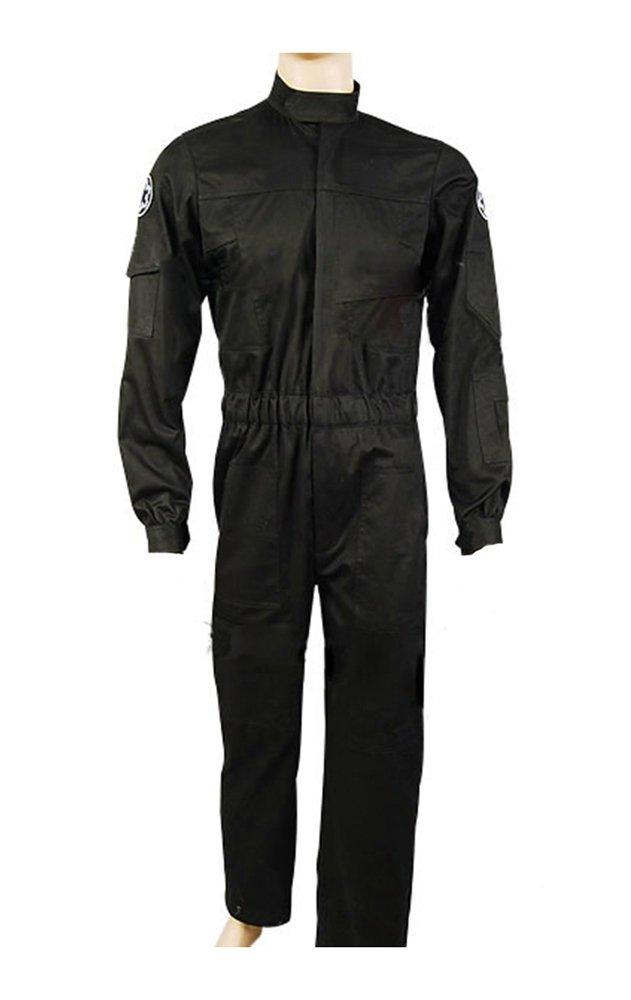 Star Wars Imperial Krawatte Fighter Jäger Pilot Flightsuit Fluganzug Cosplay Kostüm XXXL B01MD21KJC Kostüme für Kinder Kindlich    Online Shop Europe