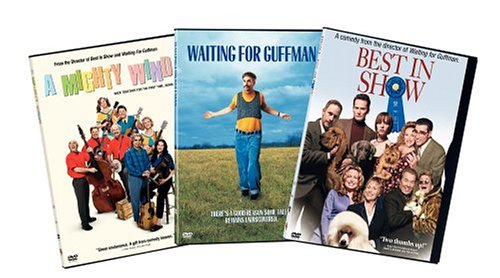 Christopher Guest 3-Pack (A Mighty Wind / Waiting for Guffman / Best in Show)