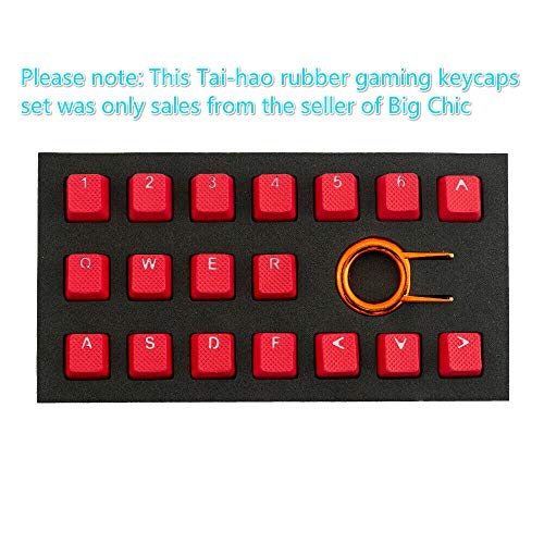 Rubber Gaming Backlit Keycaps Set - for Cherry MX Mechanical Keyboards Compatible OEM Include Key Pu - http://coolthings.us