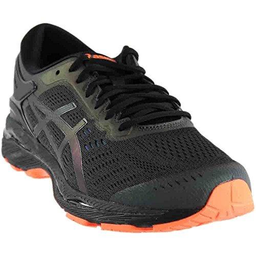 ASICS Men's Gel-Kayano 24 Lite-Show Running Shoe, Phantom/Black/Reflective, 11 Medium US