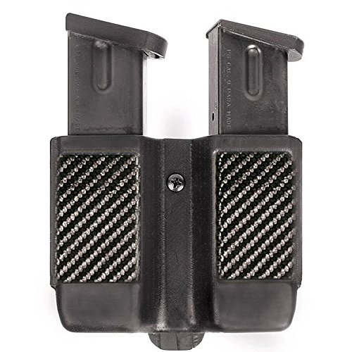 BLACKHAWK! Single Stack Case for 9mm/.40 cal, Carbon Fiber (Blackhawk Carbon Fiber Mag Pouch)