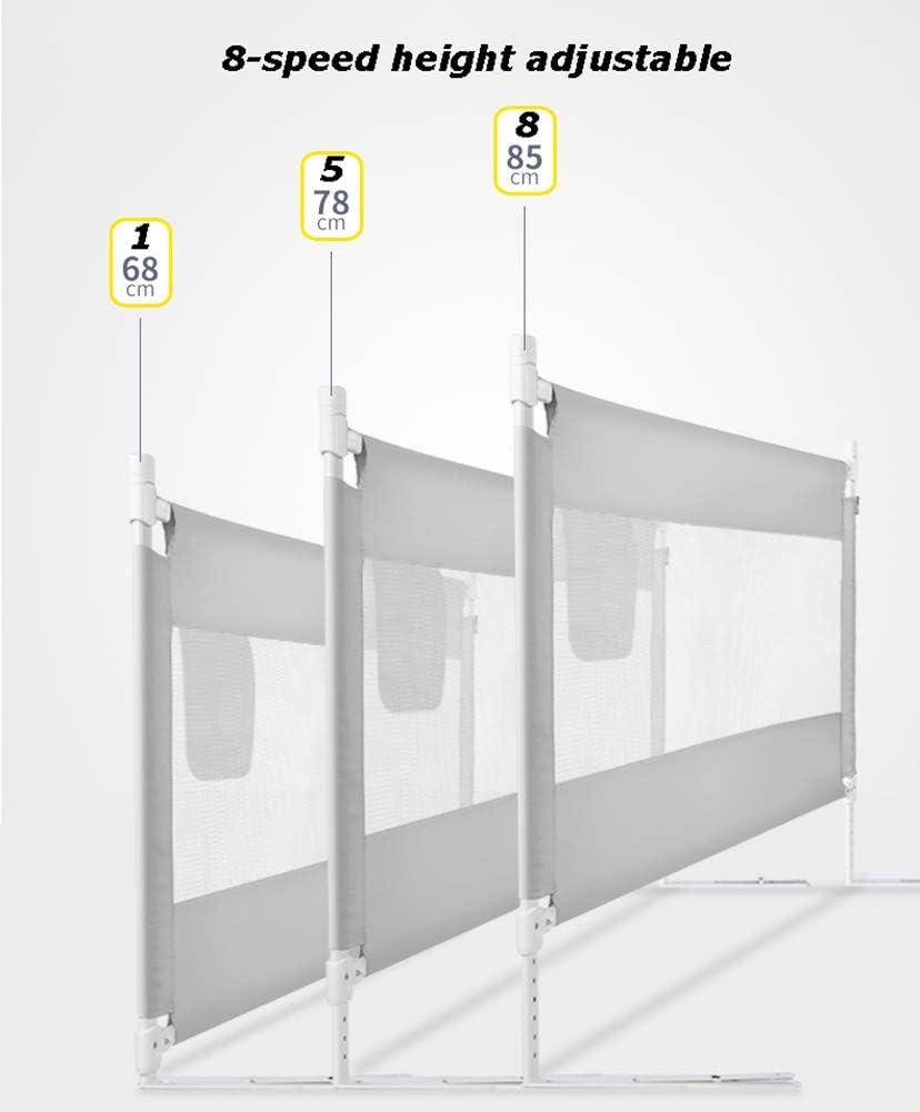 Barandillas de la cama Riel para Cama para niños pequeños, barandilla de Seguridad con elevación Vertical, para niños Twin, Cama Doble, Estructura de Metal (Color : Style3): Amazon.es: Hogar