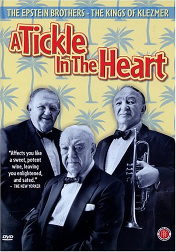 DVD : Julius J. Epstein - Tickle In The Heart (DVD)