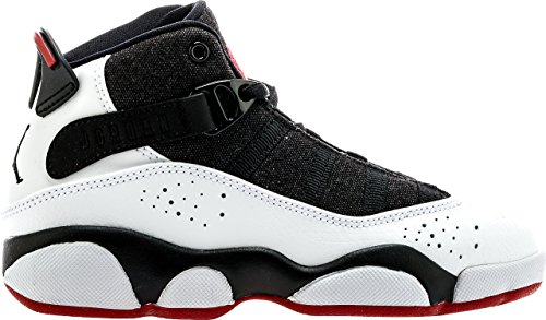 Jordan 323432-012 Air Jordan 6 Rings Preschool Basketball Shoe … by Jordan