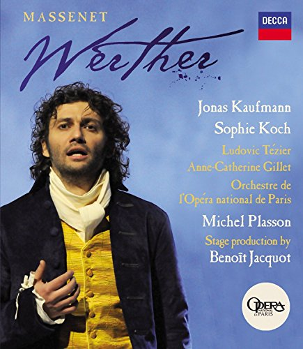 Blu-ray : Michel Plasson - Massenet: Werther (Blu-ray)
