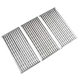 Grill Valueparts Stainless Steel Cooking Grates for Charbroil 463242716, 463242715, 466242715, 466242815, 463276016, G533-2200-W1, Lowes # 606682, Walmart # 555179228-17 3/16 X 30 Emitter Plate