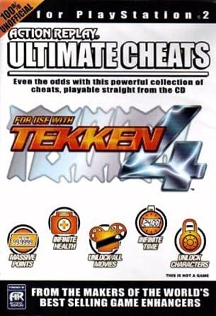 tekken 4 playstation 2 cheat codes