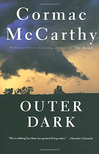 Book cover from Outer Dark by Cormac McCarthy