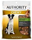 chicken apple dog treats - Authority Grain Free Chicken and Apple Wraps Dog Treats 16oz