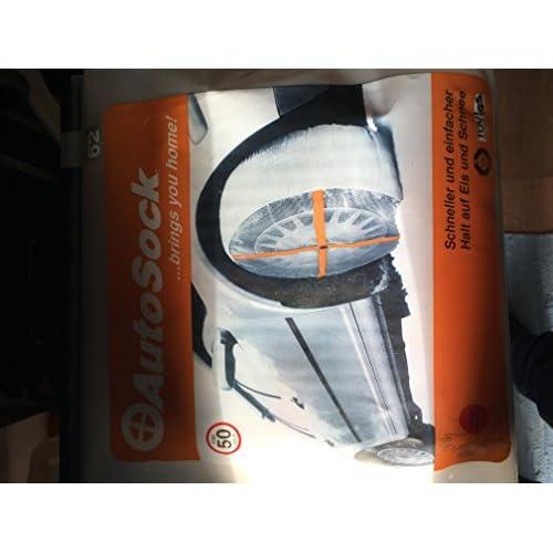 Lampa 106200810Autosock Chaussettes, tissu Chaînes à neige–62