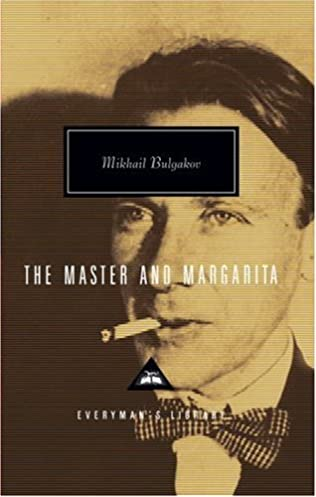 book cover of The Master and Margarita
