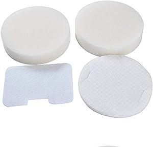 Ximoon Foam and Felt Filter Kit Replacements for Shark Navigator NV22 NV22L NV26 NV100 NV36 UV410 Vacuums, Shark Part XF22