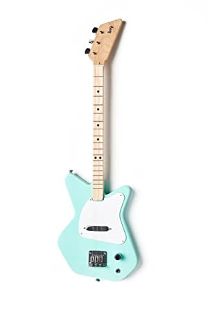 Loog Guitars - Guitarra mini, verde