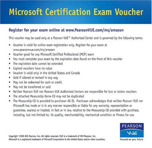 Microsoft Certification Exam Voucher + Practice Exam Bundle