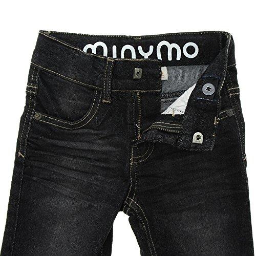 para 146 con alta años usado Mynimo 3730 Vaqueros niña Cintura 11 Talla look Malvin 10 Negro RwxwSq5X