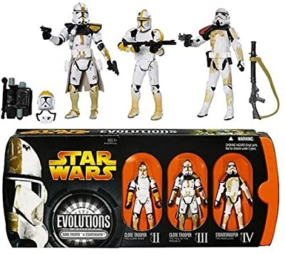 Star Wars EVOLUTION CLONETROOPER