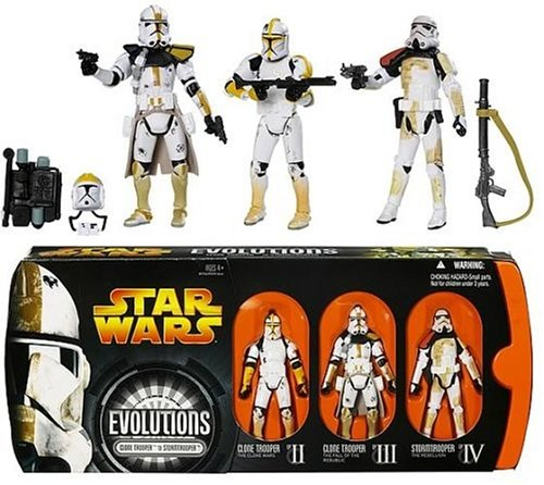 327th Star (Hasbro Star Wars Evolution CLONETROOPER)
