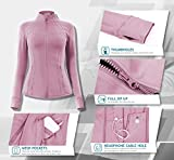 QUEENIEKE Women's Sports Jacket Slim Fit Running