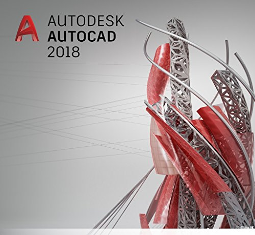 Autodesk AutoCAD 2018 | Retail Media | 5 PC
