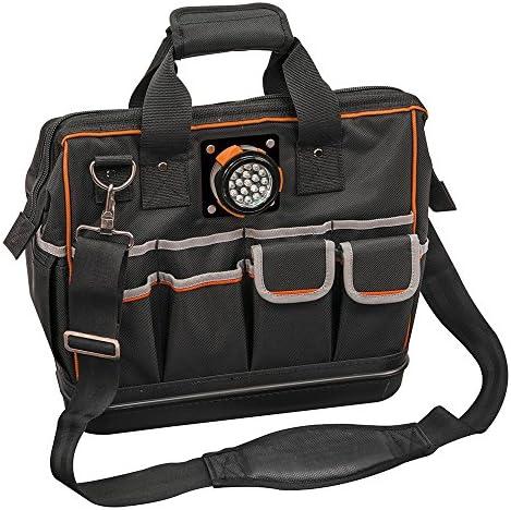 クラインツール554171814Tradesman Pro Organizer Extreme Electrician 's Bag