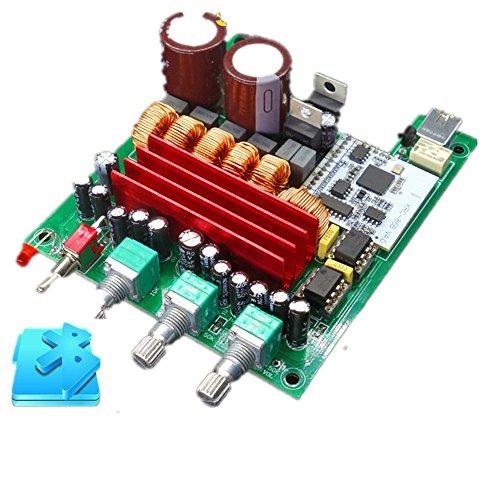 TPA3116 Bluetooth 4.0 2.1 power HIFI amplifier board digital