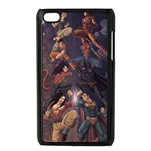iPod 4 Black Cell Phone Case Dragon Ball Z Phone Case For Boys