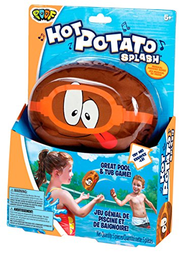 POOF Fun Pool Toys Hot Potato Splash Game