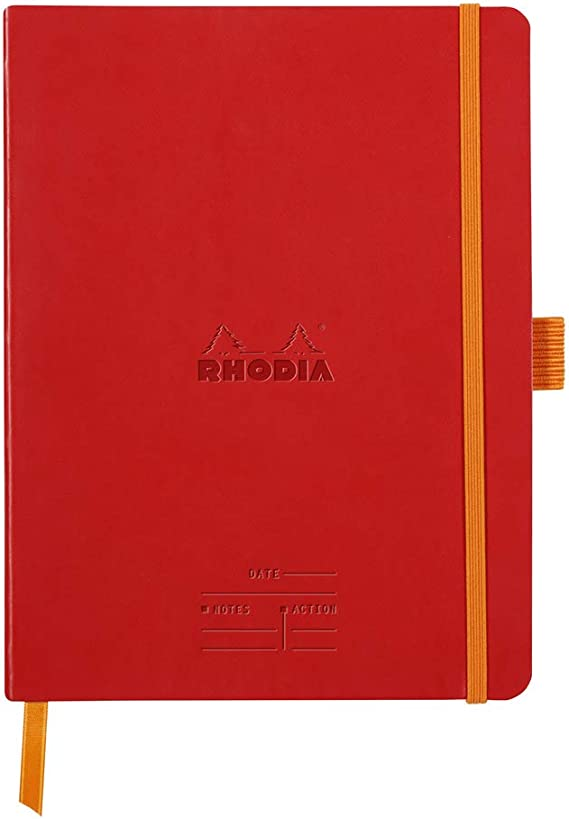 Cuaderno de rodio color Anis Clairefontaine 117781C