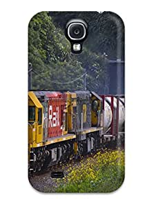 Pretty UkdyYnD9206vJdiN Galaxy S4 Case Cover/ Kiwi Rail Series High Quality Case