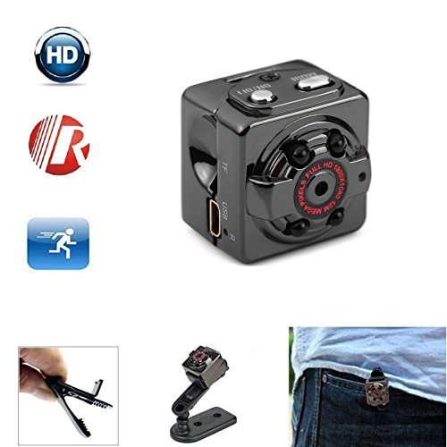 Portable Camera Recorder Security Detection