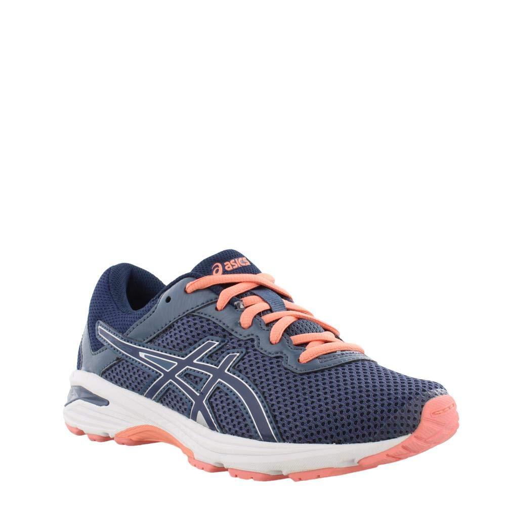 ASICS GT-1000 6 GS Kid's Running Shoe. Smoke Blue/Indigo Blue/Begonia Pink, 7 M US Big Kid by ASICS (Image #2)