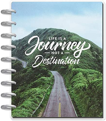 18 Months Wild /& Free Classic Happy Planner July 2019 - December 2020