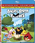 Cover Image for 'Angry Birds Toons - Volume 01'