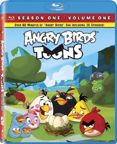 Angry Birds Toons - Season 01, Volume 01 [Blu-ray]